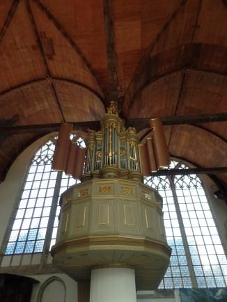 1965 Ahrend & Brunzema-Orgel, Oude kerk, Amsterdam