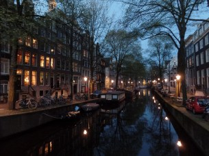 Beautiful views, Amsterdam