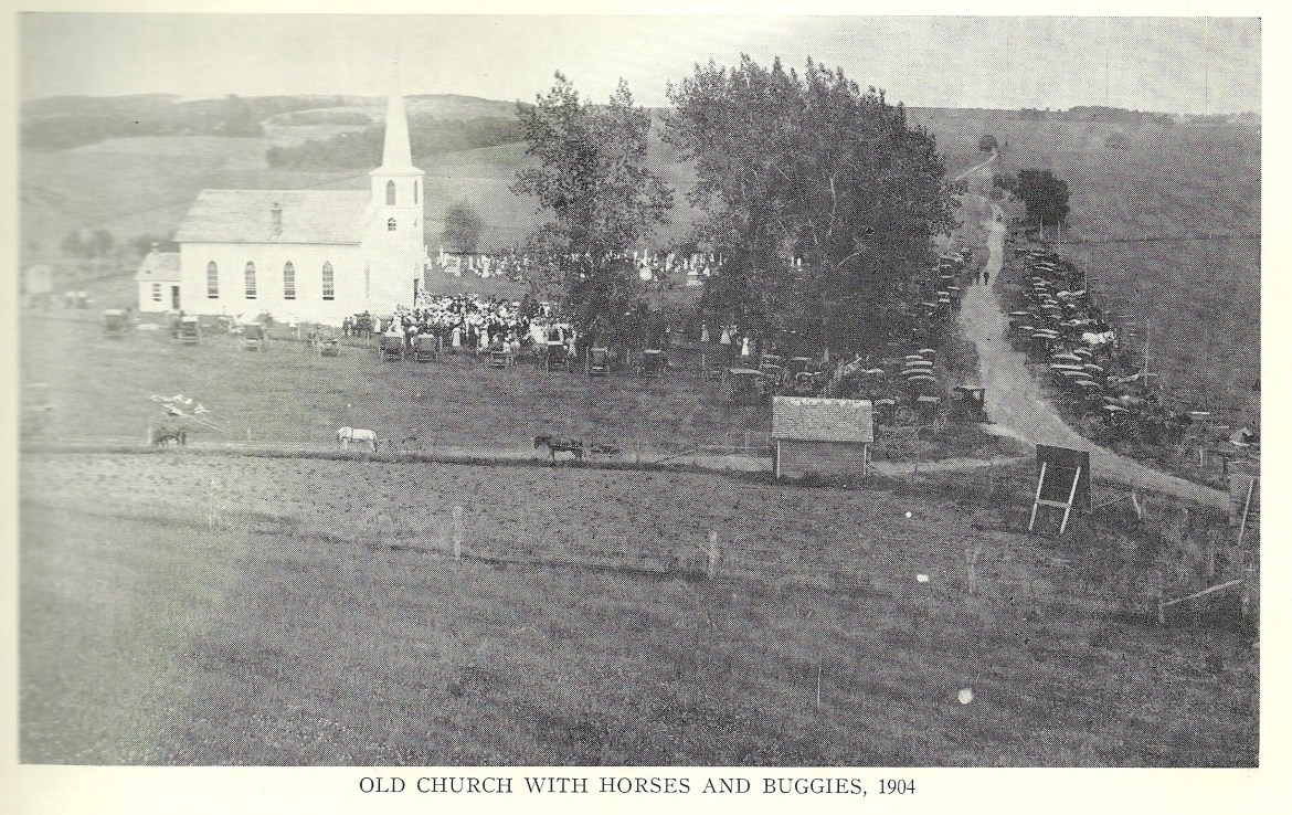 Old Wilmington Church 1904