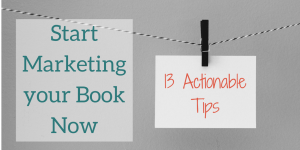 Market Your Academic Book 13 Actionable Tips