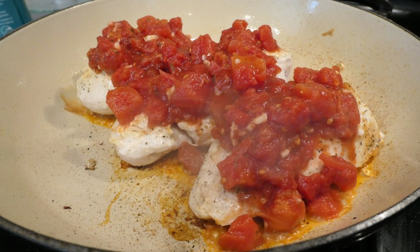 Bruschetta Chicken - Gallery Slide #2