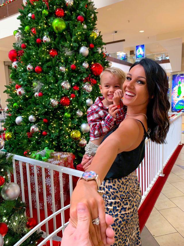 Being Spontaneous as a New Mom --- #CoachWatch #Macys #NewMom