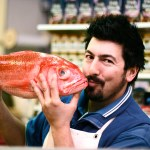 Prahran Market, fish, market, Melbourne, Victoria, kate mccombie, photographer