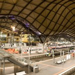 trains, station, Melbourne, Victoria, transport, kate mccombie, photographer