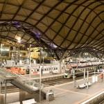 trains, station, Melbourne, Victoria, transport, kate mccombie, photographer