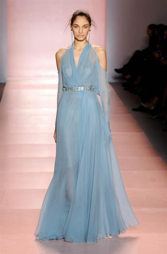 Jenny Packham Dress in Blue
