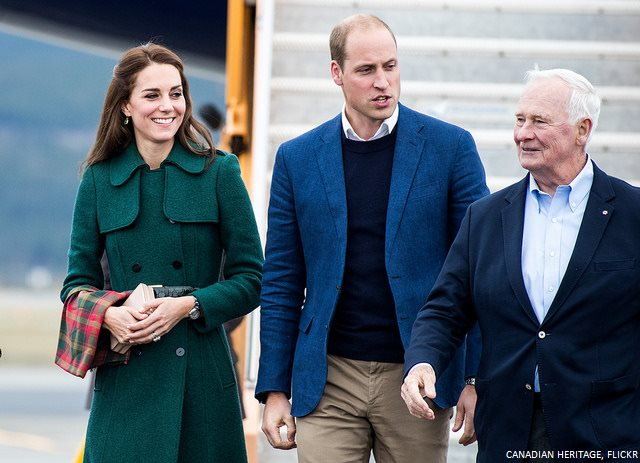 Kate Middleton Green Coat Yukon