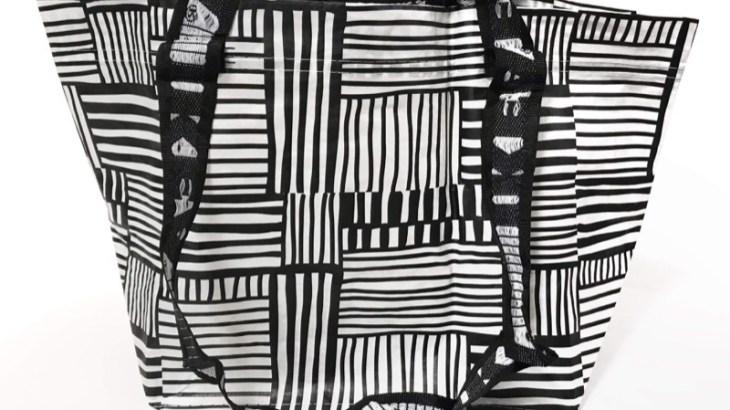 IKEAのモノトーン バッグ『FISSLA フィスラ』がオシャレで可愛い!