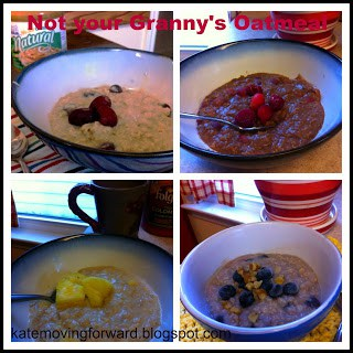 Not Your Granny's Oatmeal