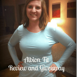 Albion Fit Review and Giveaway