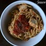 Lemon Pepper Chicken Pasta with Italian Cream Sauce