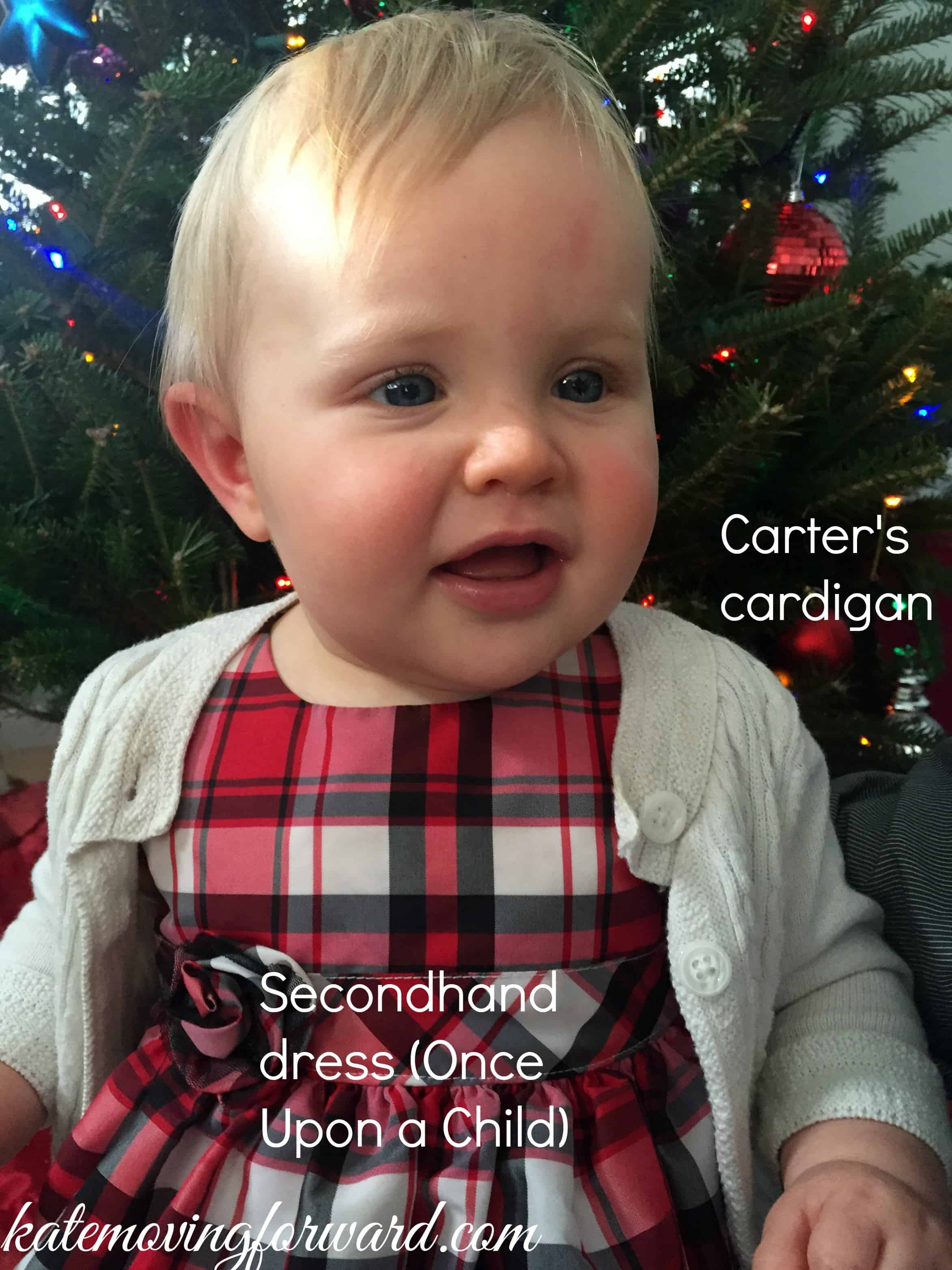 Dressing Your Baby On A Budget