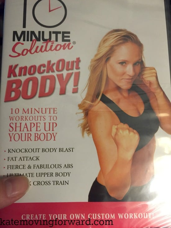 10 min solution knockout body review