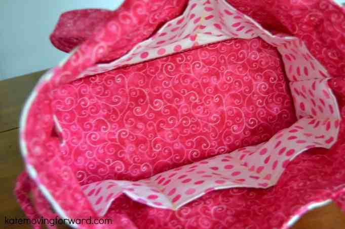 cloth diaper bag
