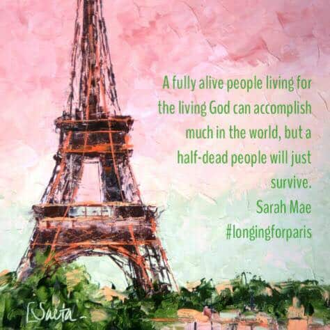longing for paris book review