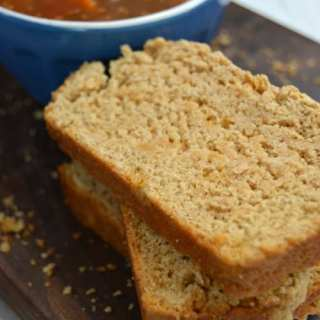 Whole Wheat Cheddar Beer Bread