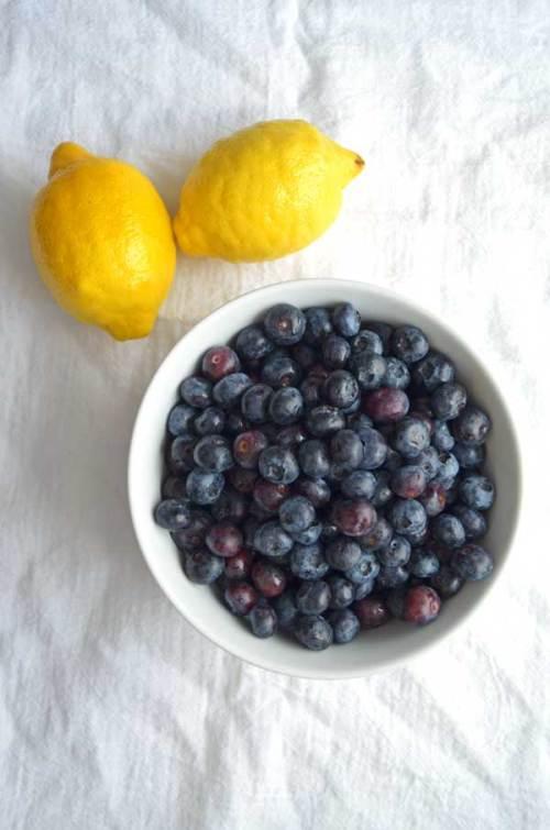 Blueberry-Lemon-ingredients