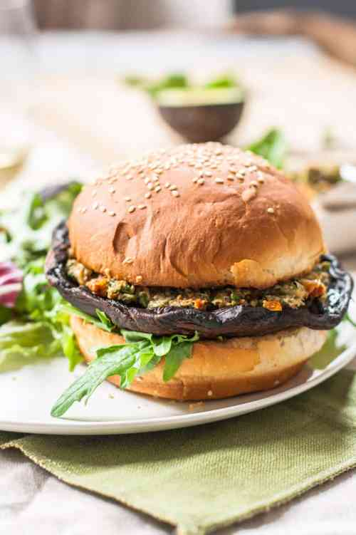 Portabella-Burgers-with-Sundried-Tomato-Pesto-3