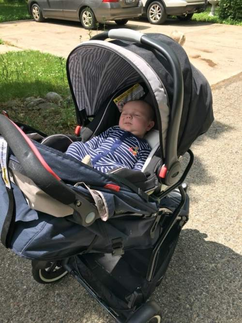 phil and teds sport stroller double review