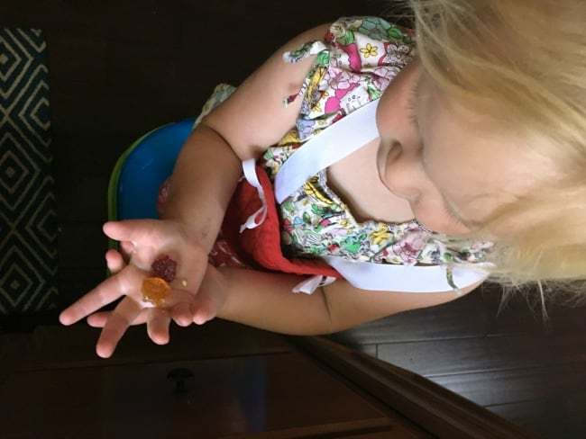 toddler multivitamin