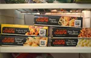 lean cuisine selection