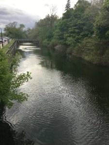 Traverse City canal
