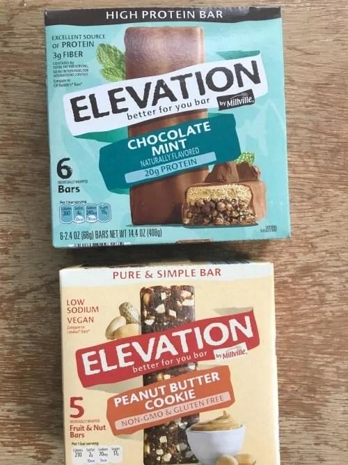 Aldi elevation bars