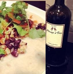 Tacos & Wine