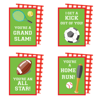 Printable-Sports-Valentines-Cards
