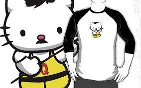 Freddie Hello Kitty