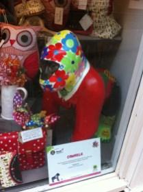 Go Go Gorilla Cawrilla, Norwich