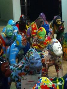 Go Go Gorillas farewell event