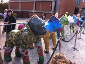 Go Go Gorillas Farewell event - Norwich