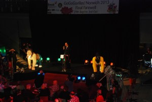 Go Go Gorillas final farewell auction
