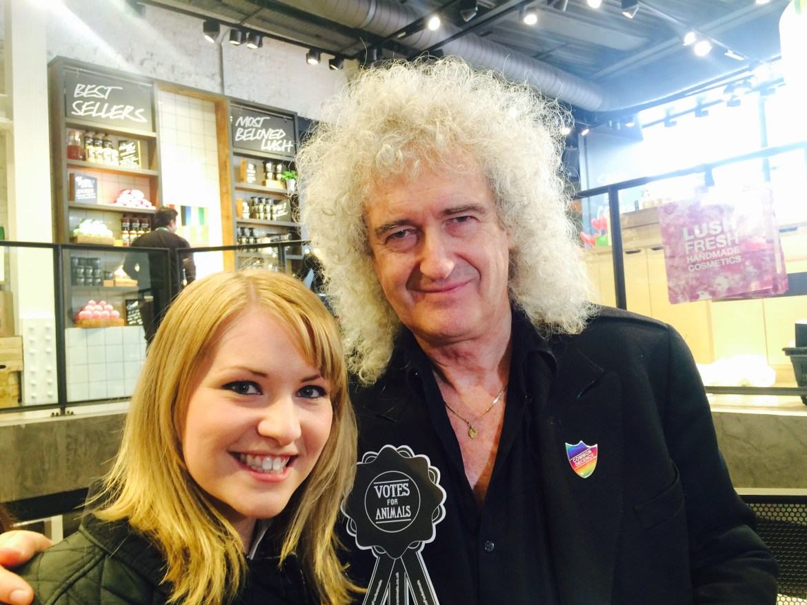 Talking Animal Matters with Brian May