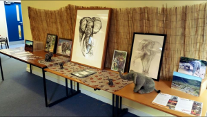 Kate on Conservation - World of Wildlife Exhibition: In support of elephants