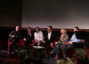 Blood Lions premier film panel