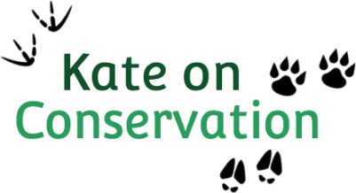 kate on conservation wildlife blog logo