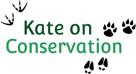 kate on conservation logo