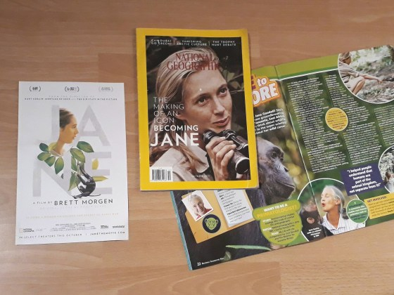 Jane national geographic film