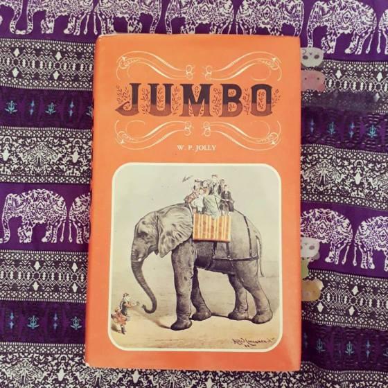 Jumbo book by W.P. Jolly