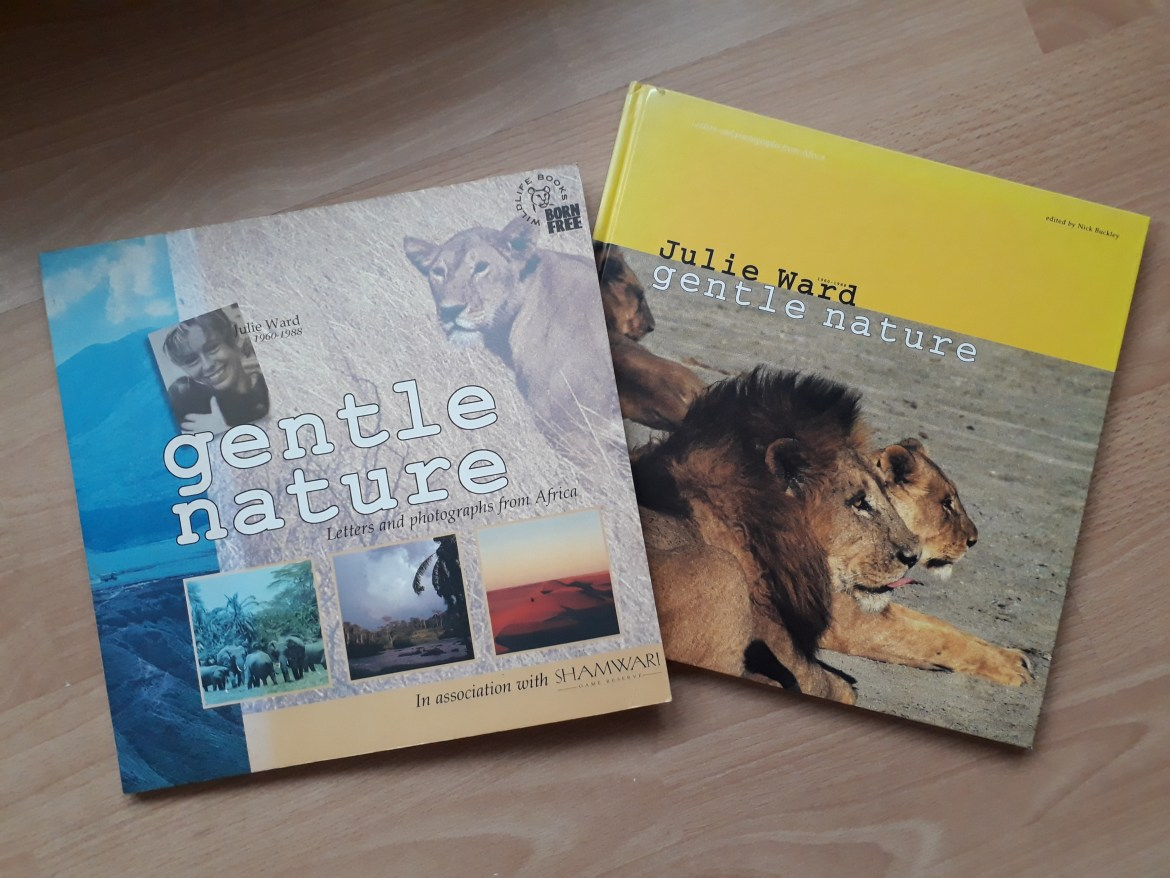 gentle nature 1st and 2nd edition books