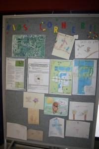 Audubon Sarasota education centre - plan of the Celery Fields