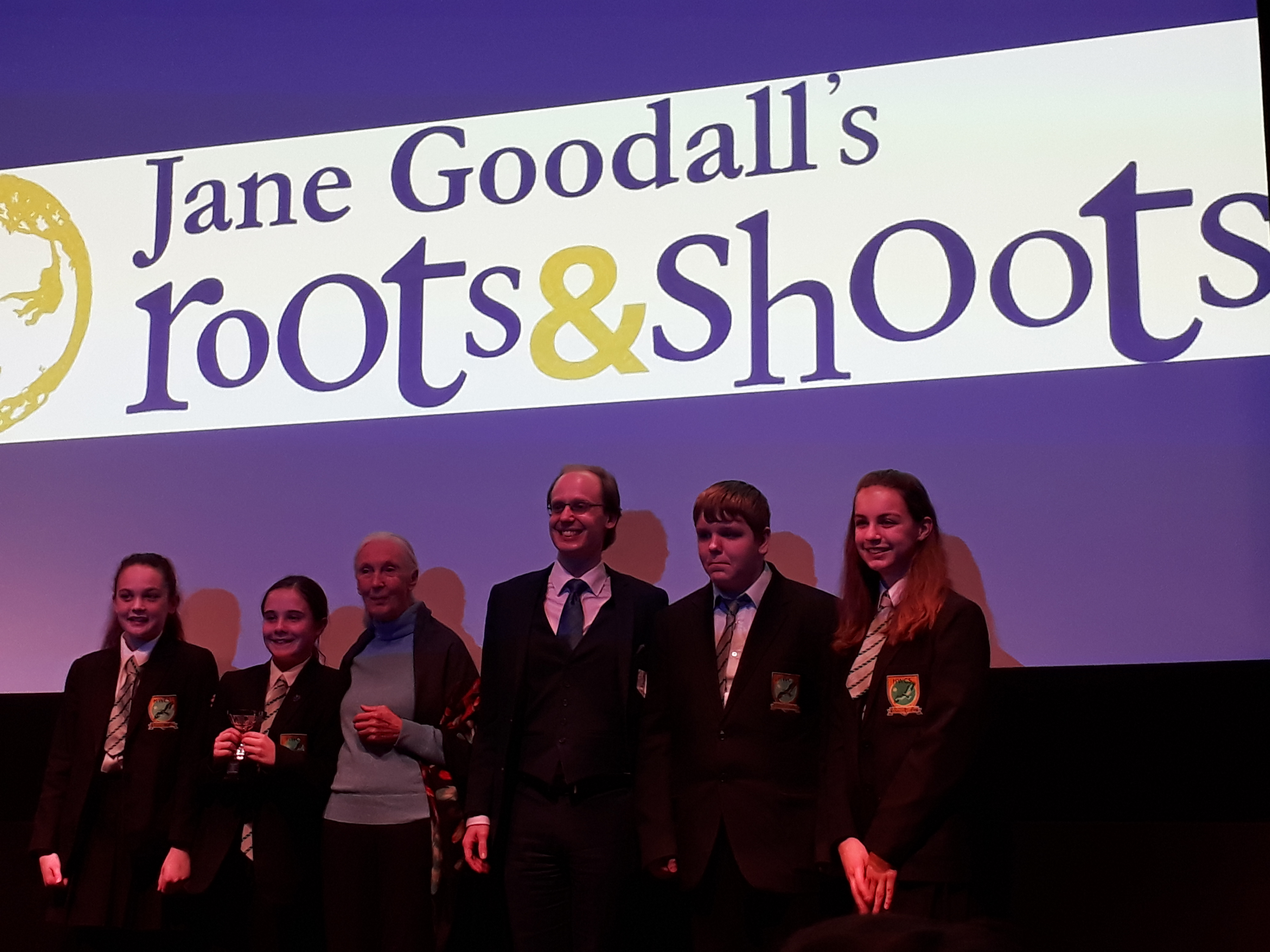 Most Outstanding Group in Touch With Nature Award Winners: Harrow Way Community School