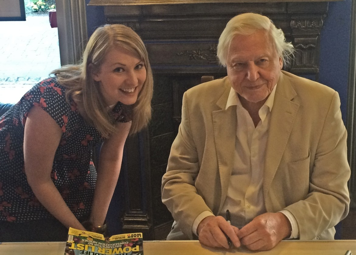 10 things you didn't know about Sir David Attenborough