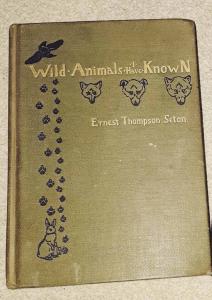 Ernest Thompson Seton - wild animals I have known book