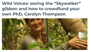 Carolyn-Thompson-Wild-Voices-Project-Kate-on-Conservation