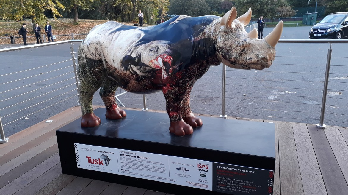 Inside the Illegal Wildlife Trade Conference 2018