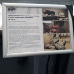 information on Sudan the last ever Northern white rhino sculpture by Camilla Le May