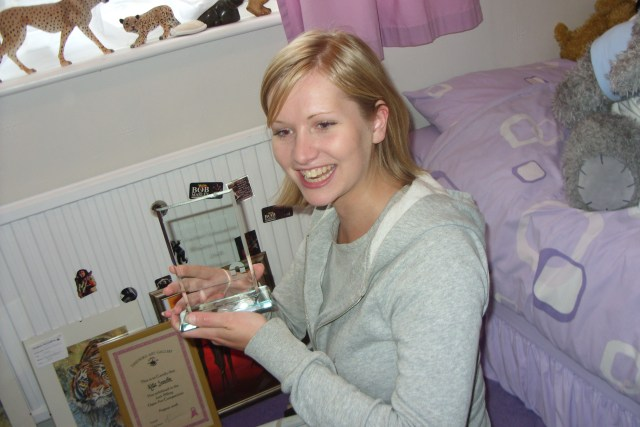 Kate-Stephenson-kate-on-conservation-prize-recipient